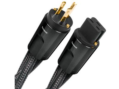 Audioquest THUNDER High-Current 20 AMP Power Cable - 2 Meter