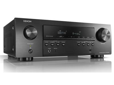 Denon AVR-S540BT 5.2 Channel 4k Ultra HD AV Receiver