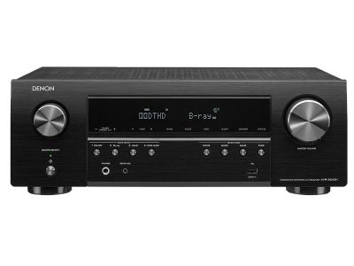 Denon AVR-S640BT 5.2 Channel 4k Ultra HD AV Receiver with Amazon Alexa