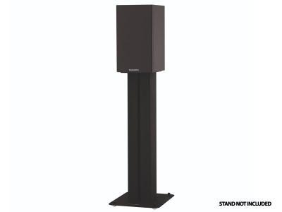 Bowers & Wilkins 607 Bookshelf Speaker, 600 Series (Black)