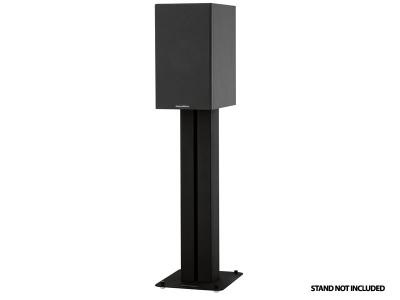 Bowers & Wilkins 606 Bookshelf Speaker, 600 Series (Black)