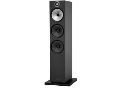 Bowers & Wilkins 603 Floorstanding Speaker, 600 Series (Black)