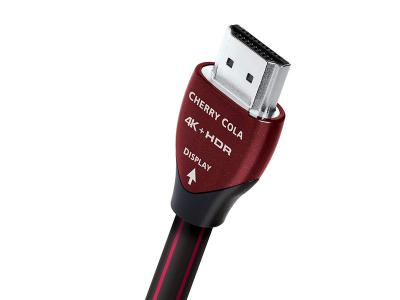 Audioquest CHERRY COLA Active Optical HDMI Cable (10 Meter)