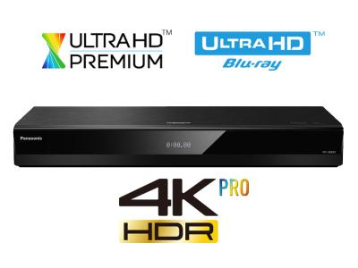 Panasonic DP-UB820 4K HDR Blu-ray Player