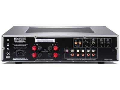 Cambridge Audio CXA 60 Integrated Amplifier (Silver)