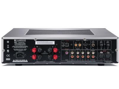 Cambridge Audio CXA 80 Integrated Amplifier (Silver)