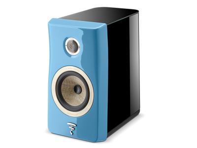 Focal Kanta 1(Bl)  2-WAY BOOKSHELF LOUDSPEAKER - Gauloise Blue