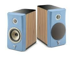 Focal Kanta 1(BW)  2-WAY BOOKSHELF LOUDSPEAKER - Gauloise Blue