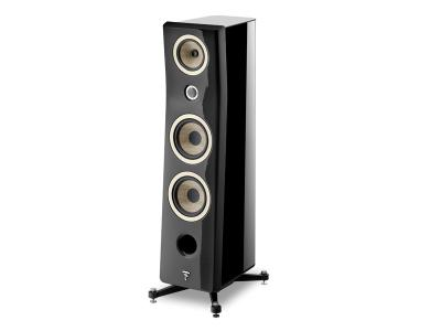 Focal Kanta 3 (B)  3-WAY FLOORSTANDING LOUDSPEAKER - Black Lacquer