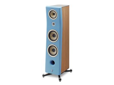 Focal Kanta 3 (BW) 3-WAY FLOORSTANDING LOUDSPEAKER - Gauloise Blue