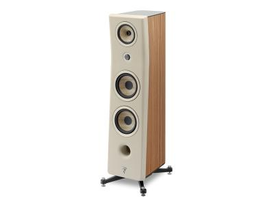 Focal Kanta 3 Floorstanding 3-Way Speaker - Ivory