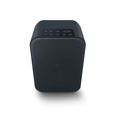 Bluesound Portable Wireless Multi-Room Music Streaming Speaker - Pulse Flex 2i Black