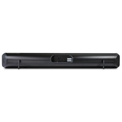 Bluesound Wireless Streaming Multi-Room Sound System - Pulse Soundbar 2i Black