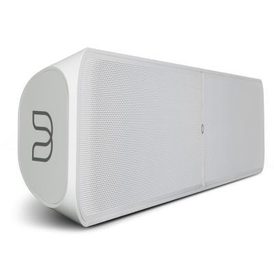 Bluesound Wireless Streaming Multi-Room Sound System - Pulse Soundbar 2i White